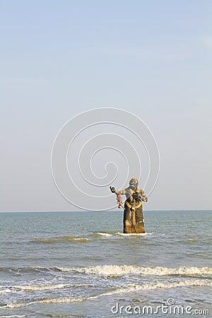 Woman Giant