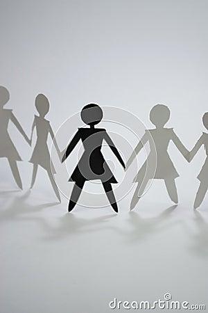 Woman group II