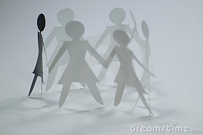 Woman group V