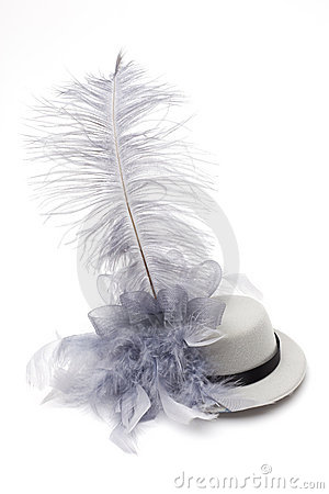 Woman hat with bow