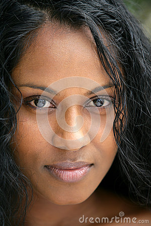 Woman head-shot