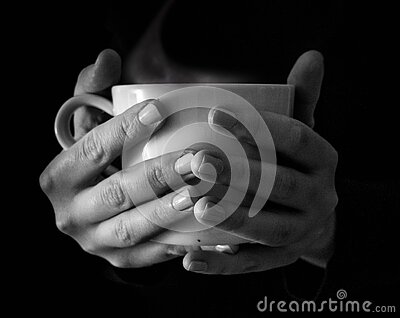 Woman Holding Hot Cup  Free Public Domain Cc0 Image