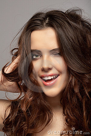 Free Woman In Cheerful Mood Royalty Free Stock Photo - 23113695