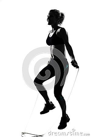 Woman kickboxing posture boxer boxing