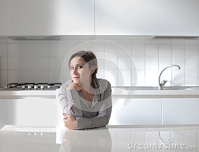 Woman in the Kitchen