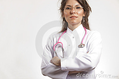 Woman Medical doctor