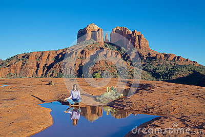 Cathedral Rock Meditaion