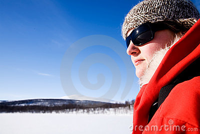 Woman Mountain Adventure