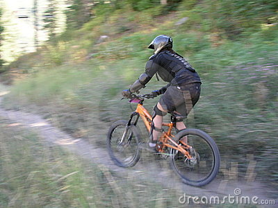 woman mountain bike 4