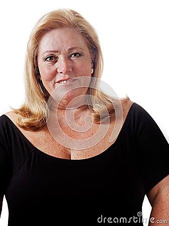 Woman nearing 60