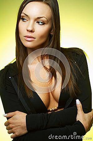 Woman portrait MG