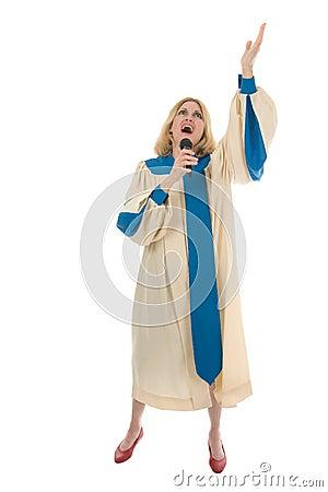 Woman Praise Lead Singer 1