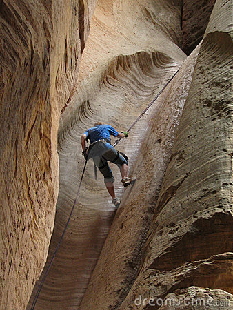 Woman Repelling