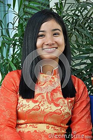 Free Woman Restaurant Vendor, Ho Chi Minh City, Vietnam Royalty Free Stock Image - 17782796