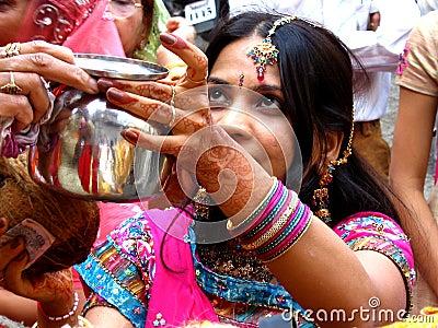 Woman in Rituals