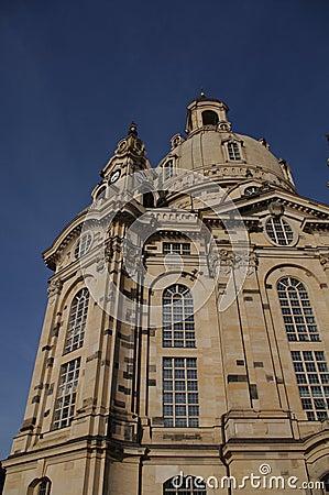 Woman´s Church Dresden
