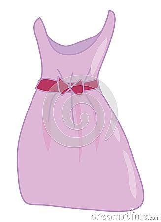Woman s dress
