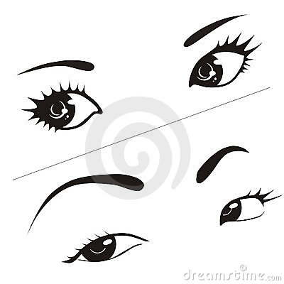 Free Woman S Eyes Stock Photo - 16684630