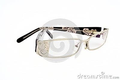 Woman s glasses