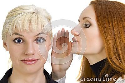 Woman s gossips