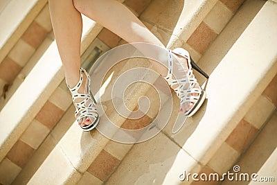 Woman s legs