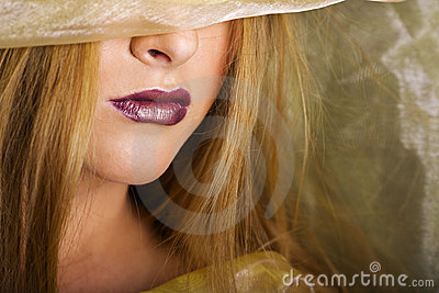 Woman s Lips