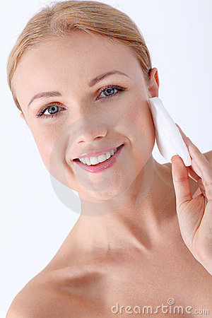 Woman's Makeup Stock Photo - Image: 22464190