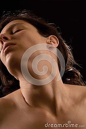 A woman s sensual pleasure