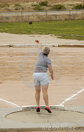 Woman s Shot Put 2
