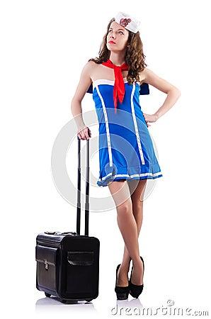 Woman sailor