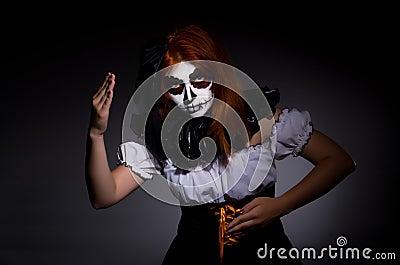Woman satana
