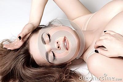 Woman sexy