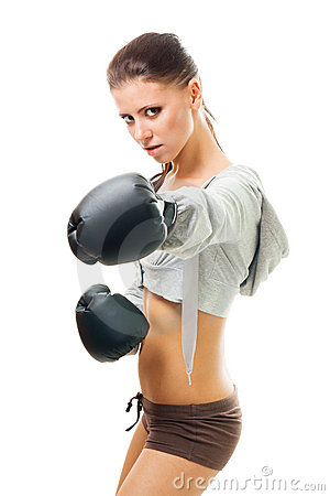 http://thumbs.dreamstime.com/x/woman-shoots-straight-right-hand-11559201.jpg