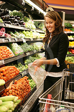 Free Woman Shopping Stock Images - 1791814