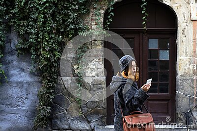 Woman Sitting In Front Of Building Free Public Domain Cc0 Image