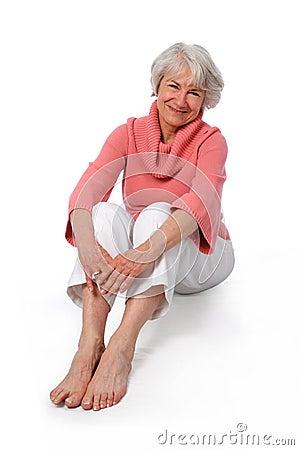 Free Woman Smiling Royalty Free Stock Photos - 5170258