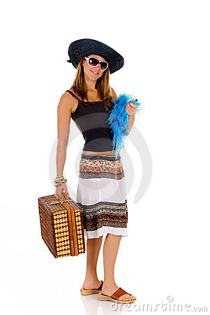 Woman summer clothing