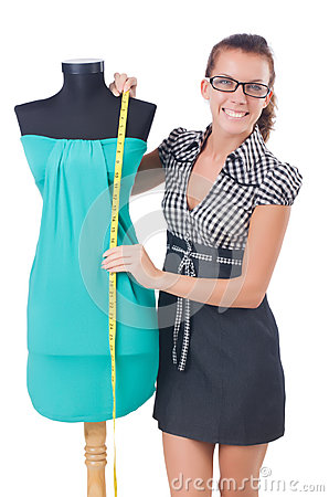 Woman tailor