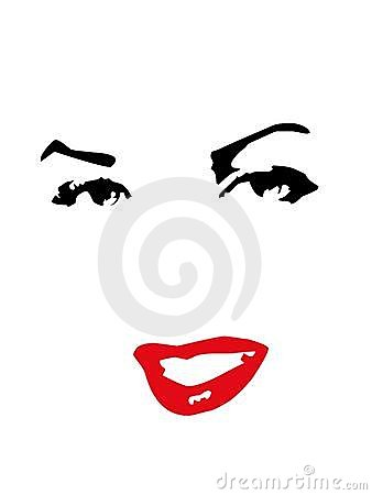Free Woman Vector Stock Photos - 1004043