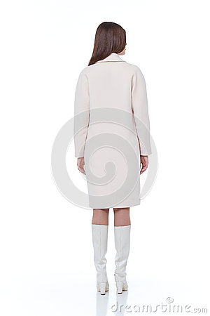 Free Woman Wear Business Style Clothing For Office Casual Meeting Col Royalty Free Stock Photos - 90553438
