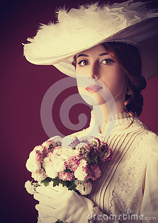 Free Woman With Cup Of Tea Royalty Free Stock Image - 35239286