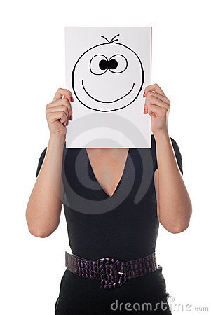 Free Woman With Happy Smile Stock Image - 14100111