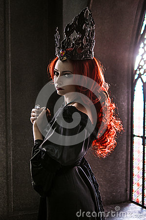 Free Woman With Red Hair Royalty Free Stock Photos - 53406738