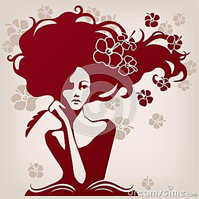 Free Woman Writer Royalty Free Stock Image - 27083216