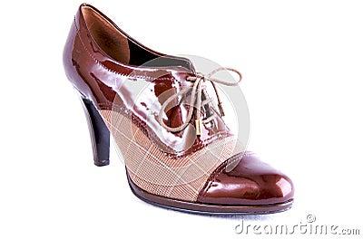 Womans Business Shoe