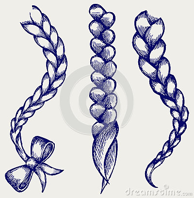 Women Braid Royalty Free Stock Images - Image: 38637209
