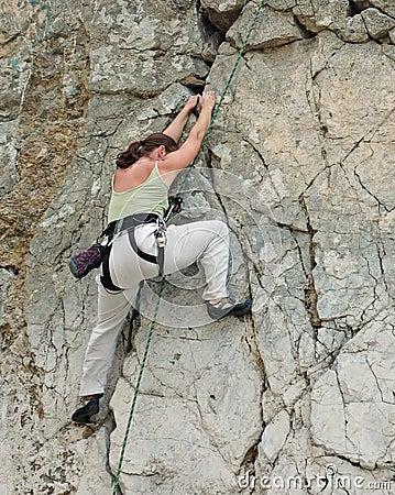Women climber 3