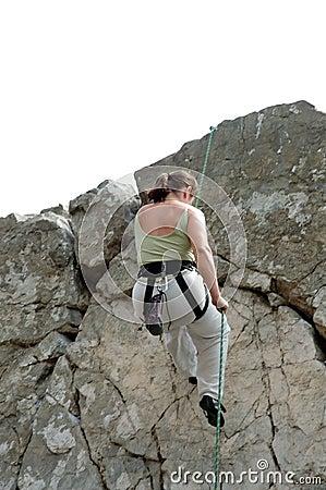 Women climber 4