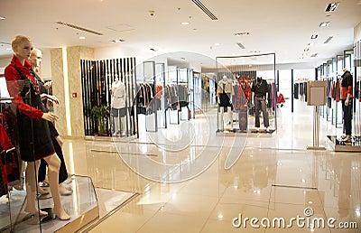 Women clothing shop