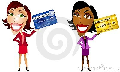 Women And Credit Cards